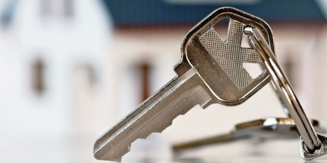 invertir en propiedades llave de un departamento